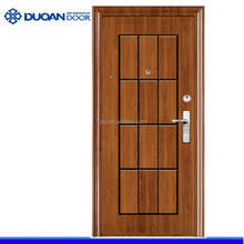 Kerala steel door,steel door frame, China steel door low price (DA-9066)