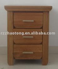 Wooden Bedside Table solid oak furniture