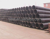 astm a29 grade 1025 carbon steel pipe /Green house/Smoke pipe