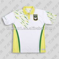 Sublimation printing polo t shirts wholesale