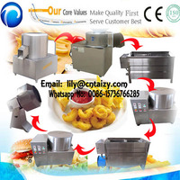 200kg/h Potato Chips Plant Cost