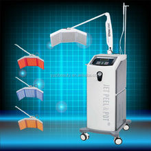 Oxygen jet peel jet machine for skin whitening injection