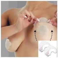 wholesale instant breast lift tape tit tape cleavage bra boob bust shaper