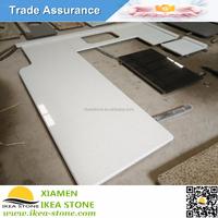 QC-103 IKEA STONE Crystal White Man Made Quartz Countertops
