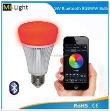 2015 New smart lighting bluetooth decorative lighting LED Bulb music timer LED Bluetooth light wireless led rgb led light bulb