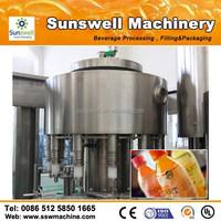 juice making machine production line