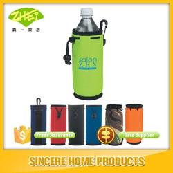 Outdoor travel cooler bottle bag