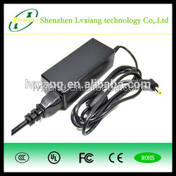 Hot sale!!! cctv 12v switching power supply, 12V5A power adapter for 5050 LED strip with CE UL approval