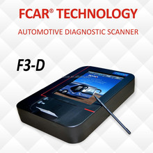 24V Diesel Trucks, DPF, Save Data Stream, Read DTC, Injector Test, FCAR Auto Diagnostic Scanner