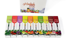 Hottest selling ehookah eshisha different flavor with OEM sticker