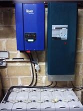3000W mppt solar charge controller inverter solar panel inverter kit
