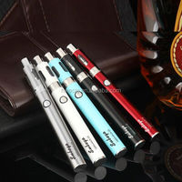Luxyoun brand 2014 ego vaporizer pen 1600mah newest adjustable voltage ego battery vaporizer carbon spinner 3