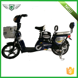 36v electric motor power battery operated motorcycle scooter
