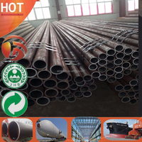 SAE1518 Q345B Thick Wall Large Stock Fast Delivery hollow bar