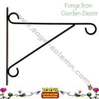 Wall Hanging Plant Bracket for Garden