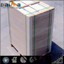 Laminated Solid Grey Chip Board/Grey Chipboard/Grey cardboard paper from China