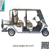 EEC approved Low speed electric cars,utility LSV,electric street legal golf cart