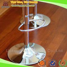 (SP-ABC235) Wholesale metal legs footrest acrylic bar stools UK
