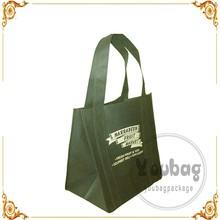 PP non woven handle bag pp nonwoven hand bag reusable bag