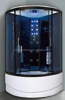 6mm frame polished aluminium ABS stainless steel rectangle sliding shower cabin