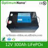 Best selling 12V 300AH deep cycle battery