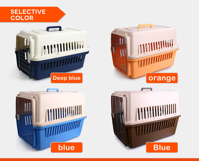 pet cage pet crate dog transport box