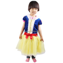 beautiful snow white talla dress costume for party