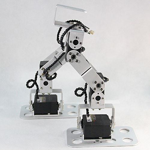 Feetech humanoiden Roboter 6 DOF Zweibeiner roboter von bildungs ...