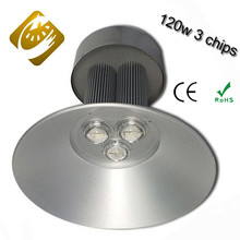 CE ROHS COB ip65 120w led high bay light with 3 years warranty