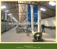 Daily output 1million square meter light mineral wool board production line