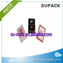 Custom design poker plastic cards