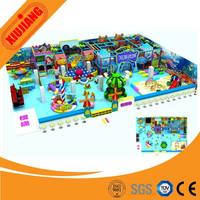 CE certificated amusement park ocean theme kids indoor games equipment(XJ1001-62)