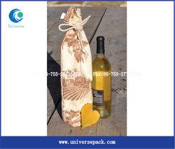 New Stylish Design Bags High Grade Velvet Wine Bag For Sale