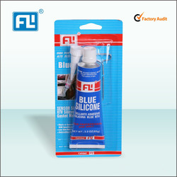 FL Blue acid type liquid silicone sealant