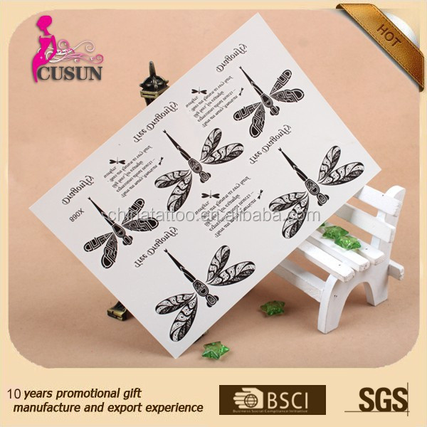Temporary tattoo decal paper for laser printing buy for Temporary tattoo printer