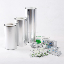 JC aluminum foil medicine packing bags,cling film for food packaging