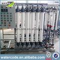 sistema de tratamiento para agua salada con alto flujo
