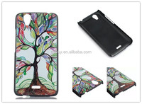 On sale cheapest Fashion Personality Lucky tree hard back cover case for Wiko Birdy 10 Styles