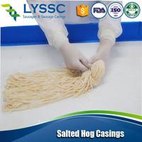 Natural Sausage Salted Hog Casing /Hot dog casings/Natural sheep casing for Germany Sale