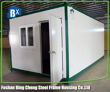 Anti Earthquake Fast Install Prefab Houses