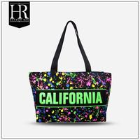Beautiful ladies natural canvas tote bags with pockets