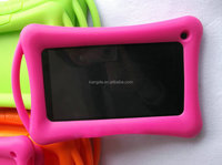 New Alibaba Wholesale Shockproof Tablet Cover, Rugged Silicone Tablet Cover With Handle, Silicone Cover Silicone 7-inch Tablet