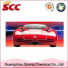 Yellow resistance hi gloss aquapell lacquer coating