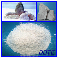 China Mainland Refractory Raw Material of High Refractoriness Magnesia Aluminum Spinel Powder for Iron and Steel Industy