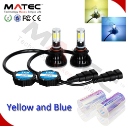 Fog light led head lamp two bulbs 80w 8000lm h11 led replacement from MATECT