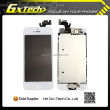 Alibaba Express Mobile Phone LCD Full Set with Home button Flex and Front Camera