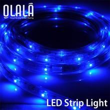 rgb led strip digital cyan led strip