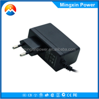 BEST SELL supplies CE ROHS 1.3mm dc power plug adaptor 5v 3000ma ac adapter