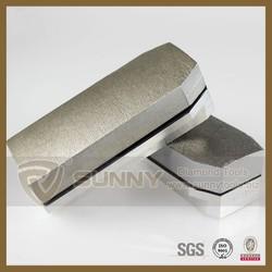 Perfect Polishing & low cost Diamond Fickert Abrasive Tools for marble polishing