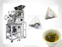 Herbal nylon tea bag price tea bag packing machine